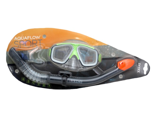 Набор для плавания 2 предмета Intex Surf Rider Swim 55949