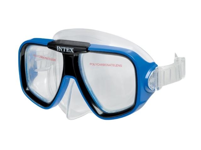 Маска для плавания  8 лет Reef Rider Intex 55974
