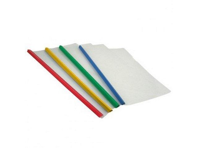 Скоросшиватель с планкой А4 цветной  6 мм Axent 1416-00-A