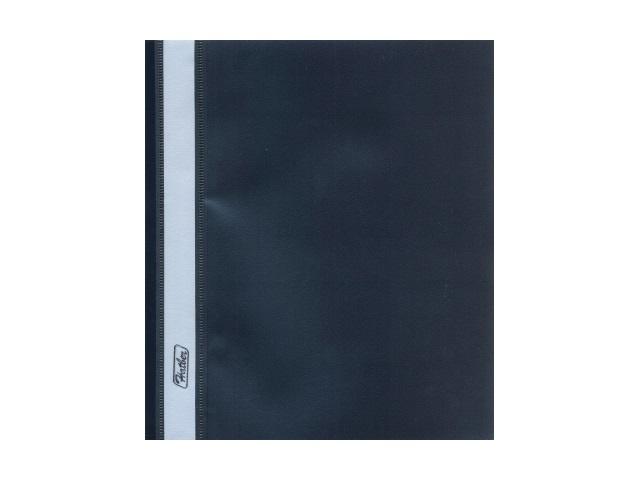 Скоросшиватель А5 черный матовый Hatber AS5_00101