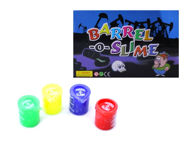 Лизун Barrel-O-Slime малый C-40