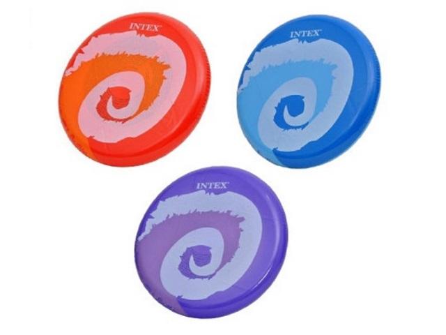 Игрушка надувная 32см Фрисби Intex 59501