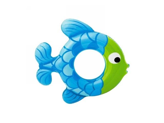 Круг 76*77см Рыбка Intex 59222