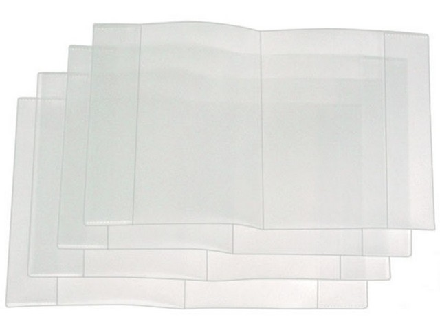 Обложки для тетрадей 110мкм 21.2*34.5см 20.14т