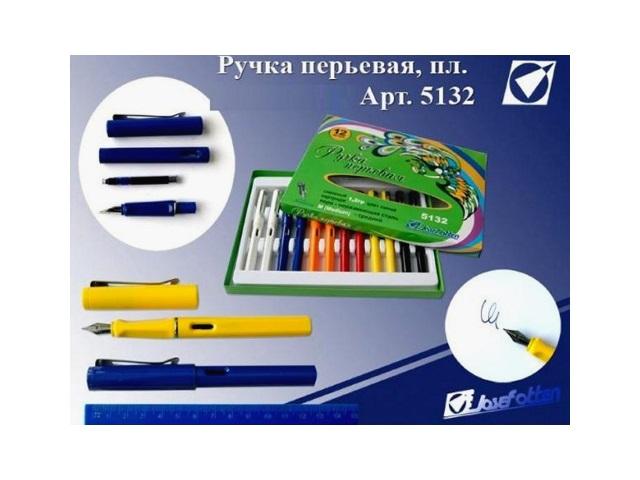 Ручка перьевая 1 капсула 1.2мл J.Otten 5132