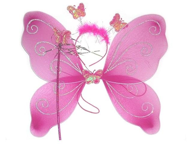 Крылья Бабочки с аксессуарами 170703-5