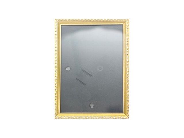 Фоторамка 15*21см золотая с узором 118-1123