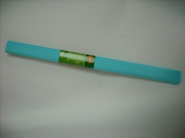Гофробумага KIN бирюзовая 50*200 см 30 мкм 9755-13