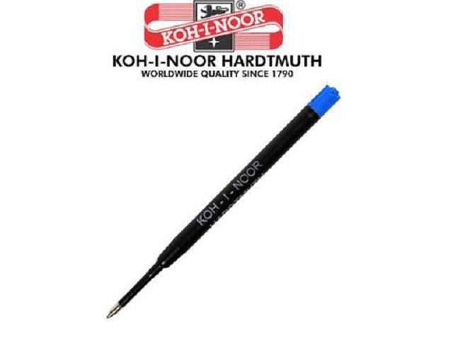 Стержень шариковый объёмный 98мм KIN синий 0.8мм 4441 E 01002KS