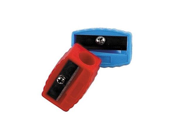 Точилка пластик Attomex цветная 4071300