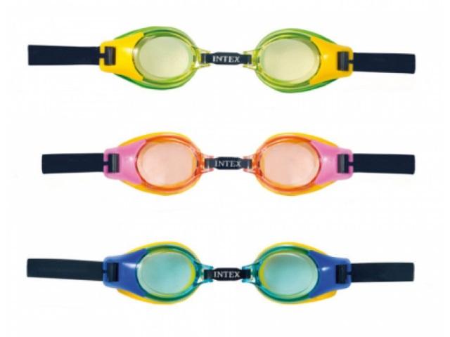 Очки для плавания  3-8 лет Intex 55601