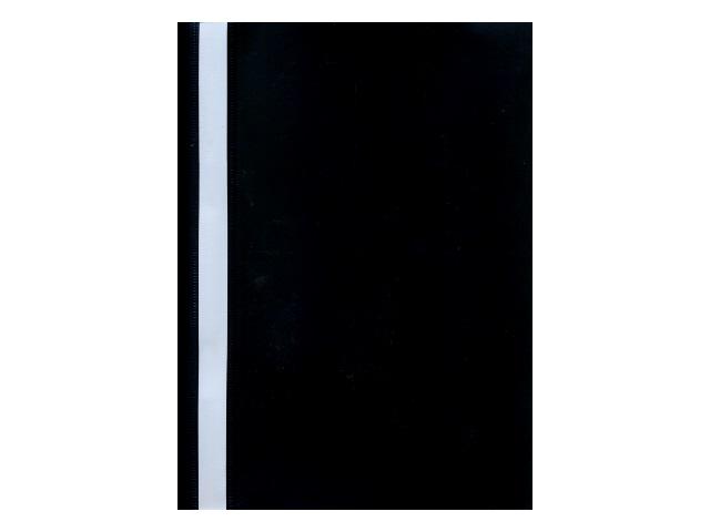 Скоросшиватель А4  черный матовый Kanzfile ПС-110ч