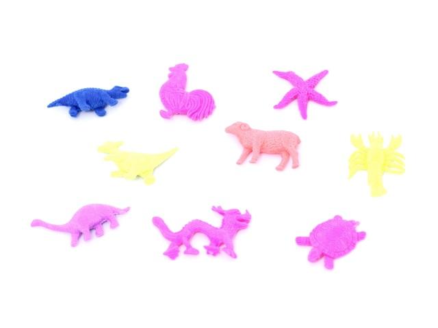 Растущие животные 2.5 см 200601/24 в пакете