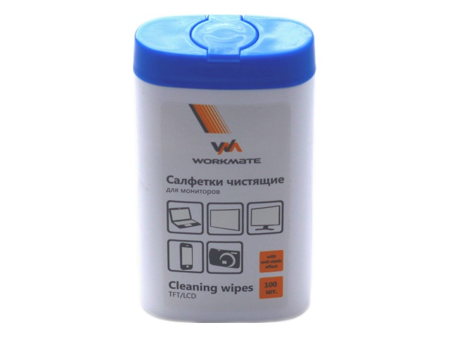 Салфетки для монитора 100 шт. WM 091000100