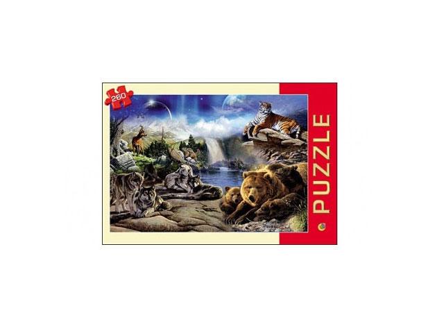 Пазлы  260 деталей Чудесный мир П260-1181