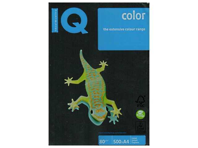 Бумага  А4  80 г 500 л. IQ черная B100/5