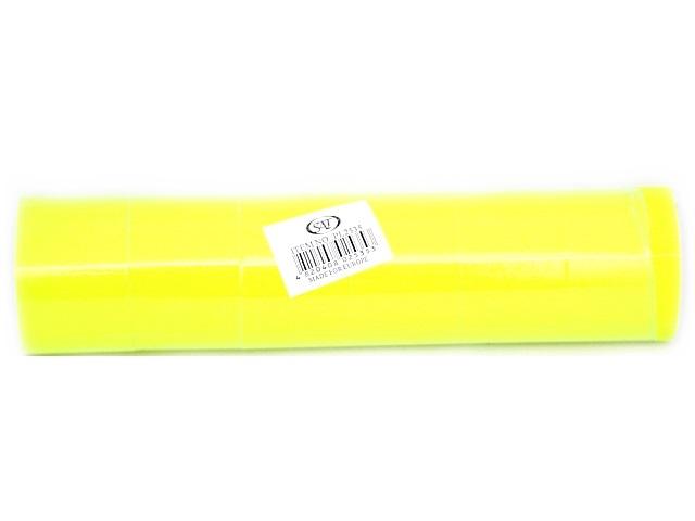 Ценник 20*30 мм желтый PL2030 SAT