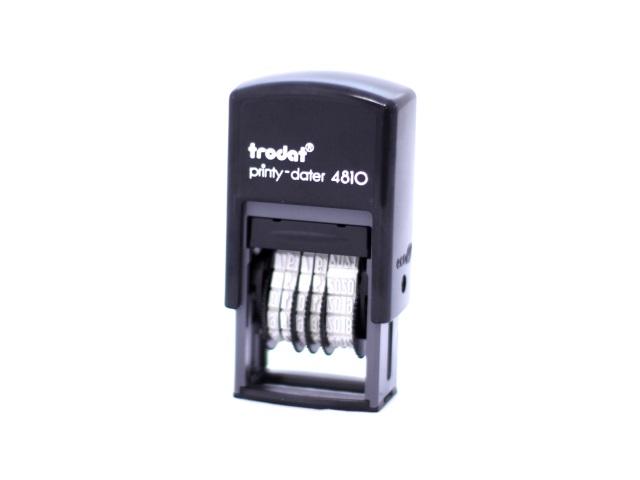Датер мини 3.8 мм бухгалтерский Tr 4810 82499