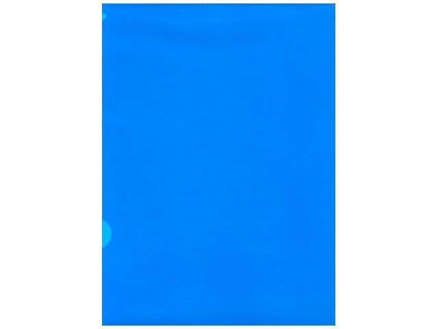 Уголок А4 120мкм прозрачный цветной матовый WM 079000100
