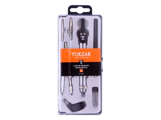 Готовальня  7 предметов Tukzar TZ 7296