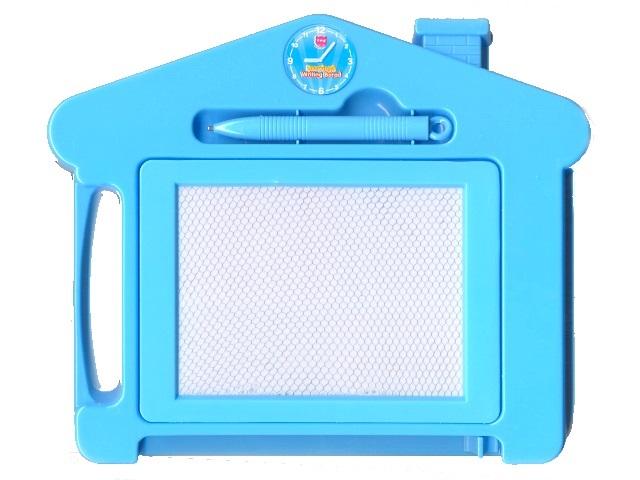 Доска для рисования детская, 19*22 см, Домик/Котик, в пакете, 5013С-28899-63463