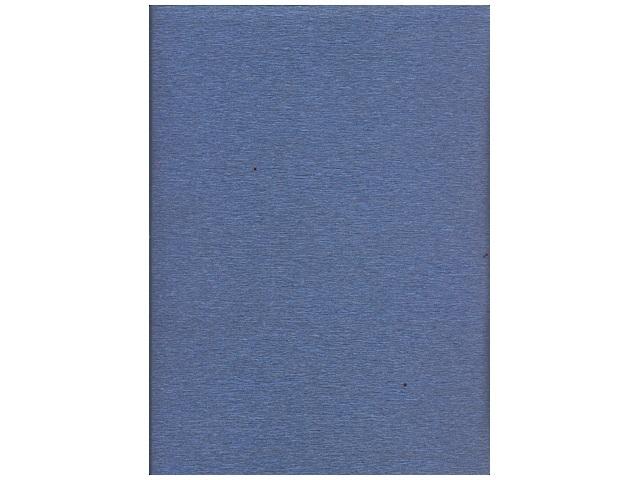 Папка адресная балакрон А4 шелк синяя Имидж ПМ4000-104