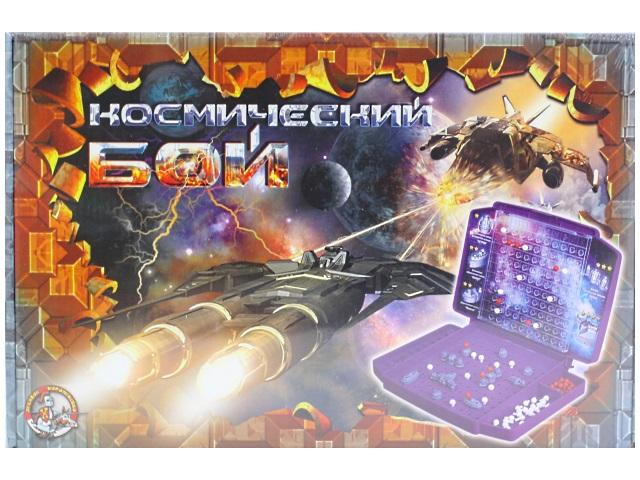 Настольная игра Космический бой 00995