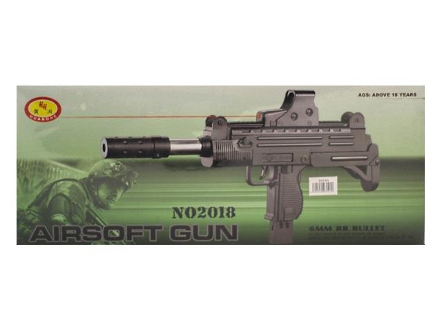 Автомат с пульками Airsoft Gun 2018A