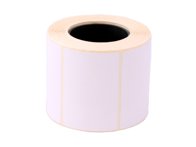 Этикетки в рулоне 58*40 мм белые 500 шт.