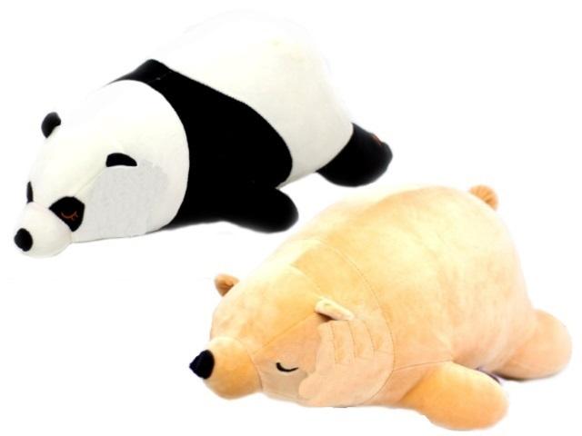 Мягкая игрушка, Медведь, в ассортименте, 40*30см.