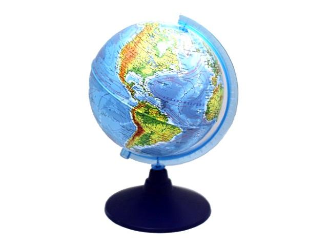 Глобус физический D 210 мм Ке012100176