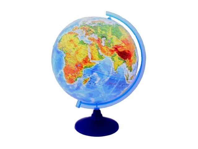 Глобус физич R 320 Globen Ке013200224/1