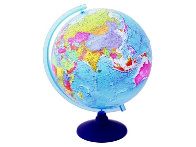 Глобус политический D 320 мм Ке013200225