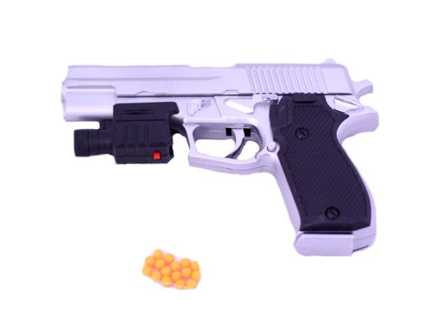 Пистолет на пульках 220+2