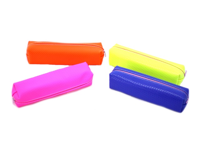 Пенал-косметичка Неон цветной Basir МС-3637