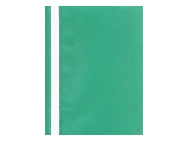 Скоросшиватель А4  зеленый матовый Kanzfile ПС-110