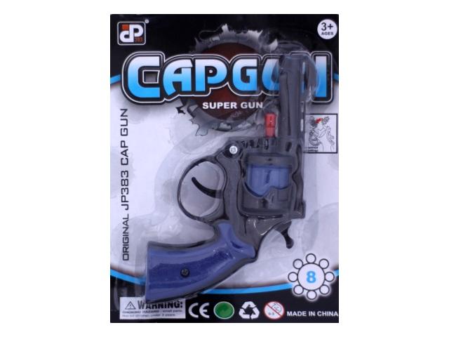 Пистолет для пистонов Super Gun JP383
