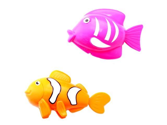 Игрушка для купания Рыбка заводная YS1378-3D
