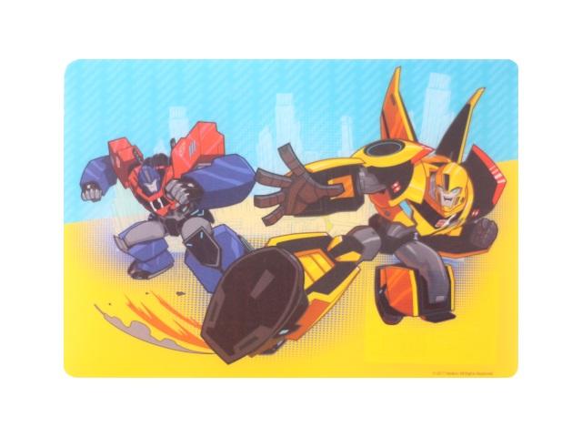 Покрытие настольное пластиковое А4 Transformers, Академия Групп TREB-US1-PLBA4