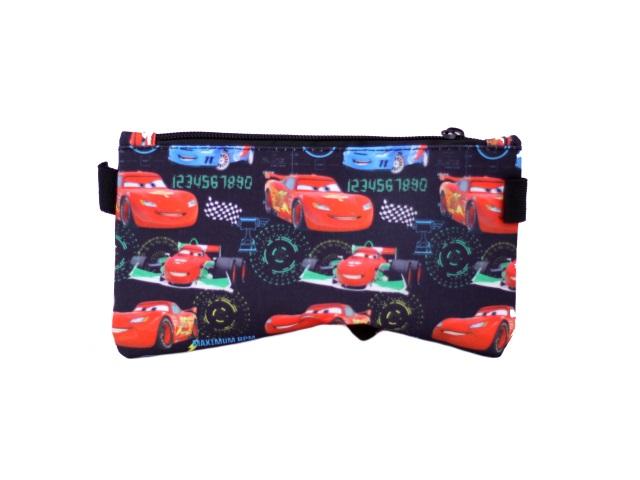 Пенал-косметичка Cars Академия Групп CREB-MT2-455