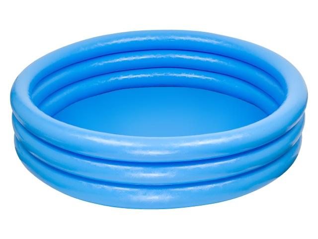 Бассейн 147*33см синий Intex 58426
