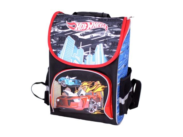 Ранец школьный Hot Wheels 36*24*15см Mattel 49949431