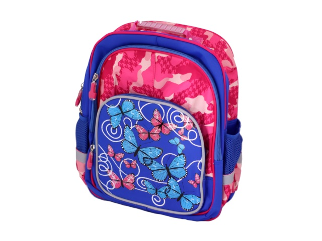 Рюкзак Бабочки-цветочки 38*30*15 см, Limpopo 49980454