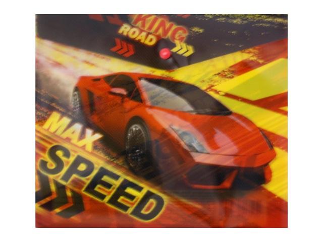Папка конверт на кнопке В5 детская Max Speed 180мкм Limpopo 22053105