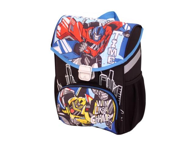 Ранец ортопедический Transformers 37*29*19 см, Академия Групп TREB-MT1-158