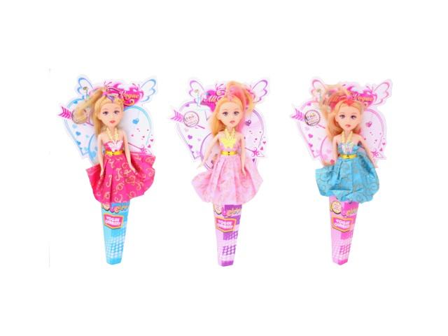 Кукла Девочка, малая, My Lovely, в коробке на подставке