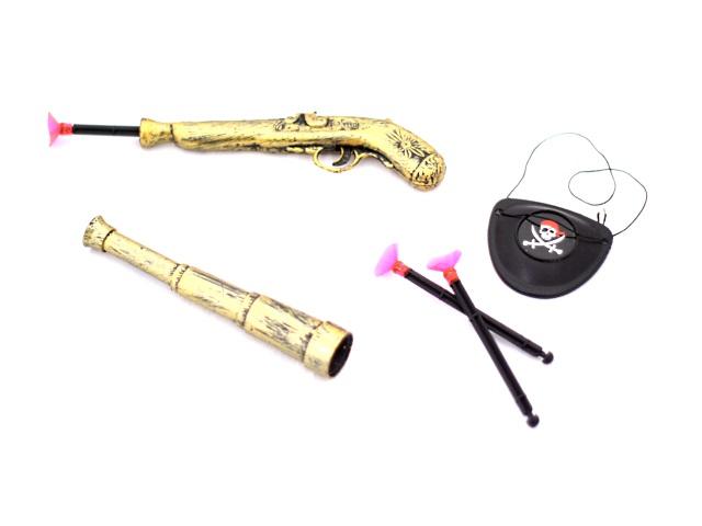Пиратский набор 6 предметов Props Decoration 55904