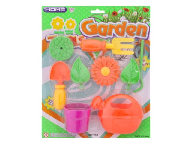 Набор Садовник 9 предметов Garden SG-23009AB