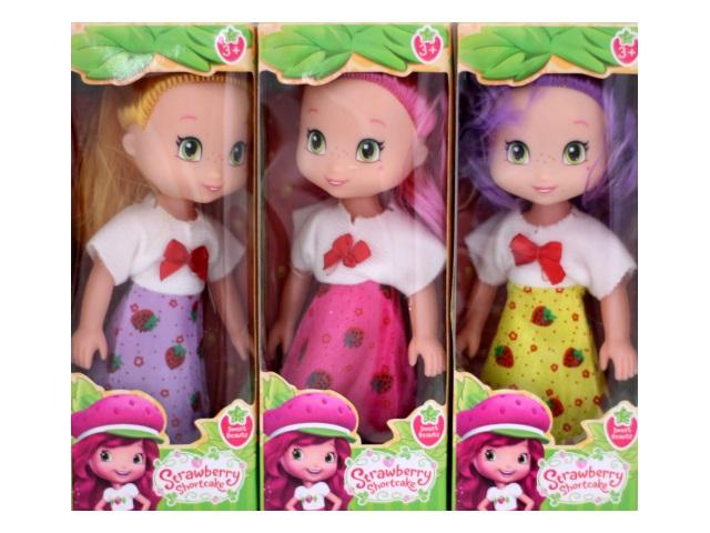 Кукла Земляничка Strawberry Shortcake ST-6