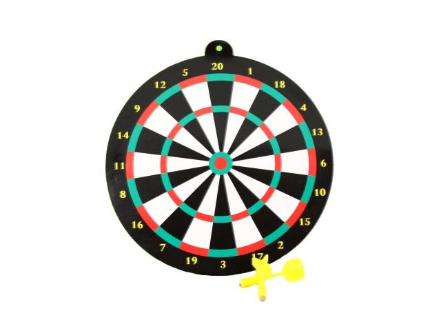 Дартс 24*24 см на магните Shooters Game 88582